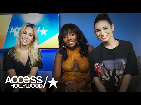 'Bachelor In Paradise': Ashley I. & Jasmine Talk Raven & Alexis