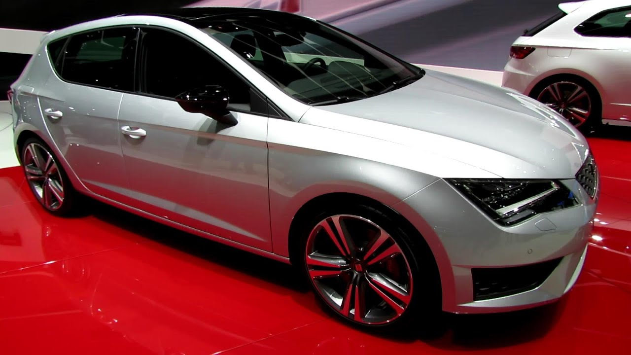 2015 seat leon cupra 280 exterior and interior. Black Bedroom Furniture Sets. Home Design Ideas