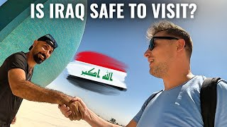 EXPLORING BAGHDAD, IRAQ - HOW DANGEROUS IS IT?