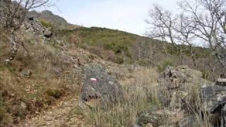 Ascensión desde El Casarito a la Peña de Francia (28-03-10).wmv