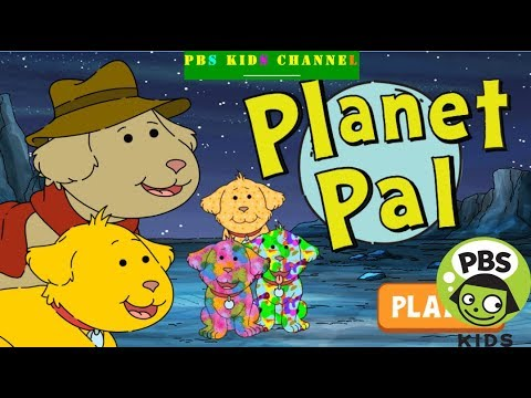 coloring games planet pal help the dogs of planet pal create patterns pbs kids channel