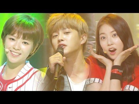 《MC Special Stage》 Seoung yeon X Jeong yeon X Minseok X TWICE @인기가요 Inkigayo 20160703 Mp3