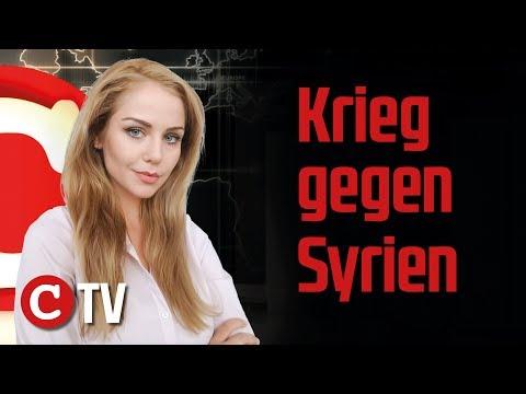 Die Woche COMPACT: Krieg gegen Syrien