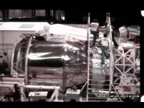 Shuttle/Centaur Documentary Building 5 08/00/85 HACL Film 00297