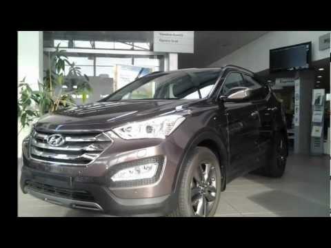 AUTO-EXNER představuje nový model Hyundai Santa Fe