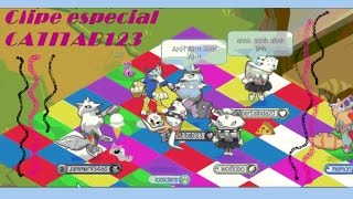 Clipe musical ANIMAL JAM   Especial 100 inscritos!