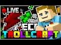 Minecraft | MAGICAL FLOWERS OF MAGIC!! | TROLL CRAFT