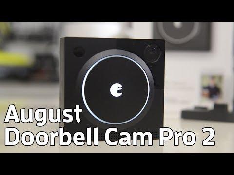 August Doorbell Cam Pro 2 | TechHive Review