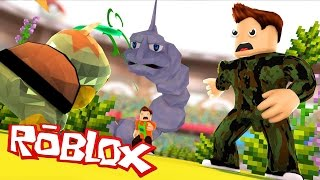 ROBLOX: FIGHT WITH THE FIRST BROCK GYM-POKEMON ADVENTURE #2
