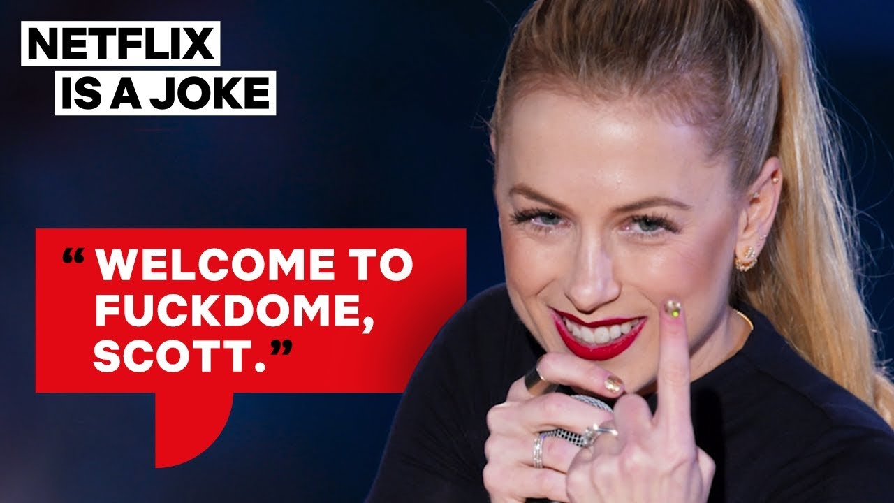 In 'Good on Paper,' Iliza Shlesinger becomes a leading lady