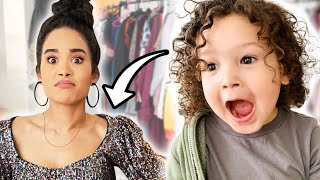 I Let My Kid Pick My Outfits!?!