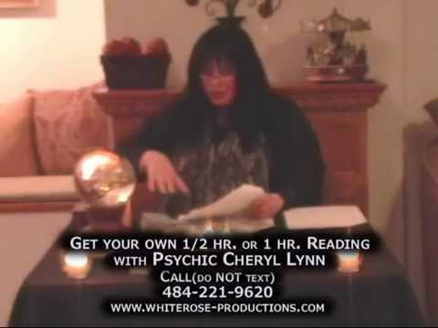 PSYCHIC CHERYL LYNN'S 2016 PREDICTIONS & 2016 TAROT HOROSCOPES FOR ALL SIGNS PLUS FUTURE VISIONS