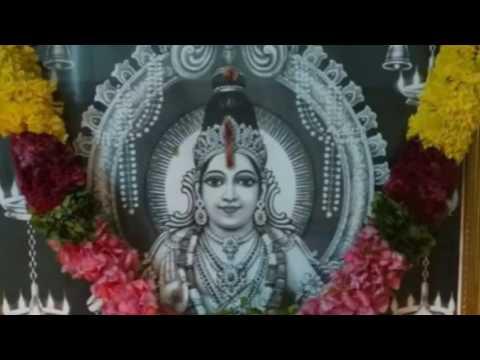 K.jsu ayyappa Telugu song ayyadarsanam