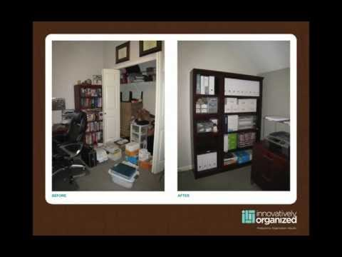 Before & After Photos by Innovatively Organized in Seattle