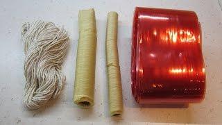 Оболочки для Домашних колбасок и сарделек.Обзор посылки.