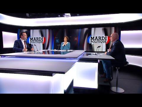 """Florian Philippot : """"J'aimerais que Marine Le Pen soit tête de liste aux prochaines européennes"""""""