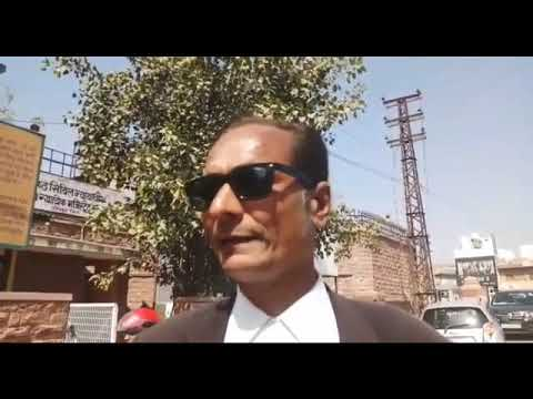 Salman jodhpur case ....lawyer  k.k. vyas of  saif, neelam,