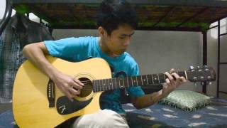 On This Day-David Pomeranz Fingerstyle Cover (Beyong)