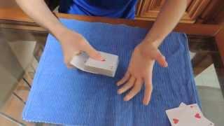 """фокусы с картами для всех - обучение """"банк"""""""