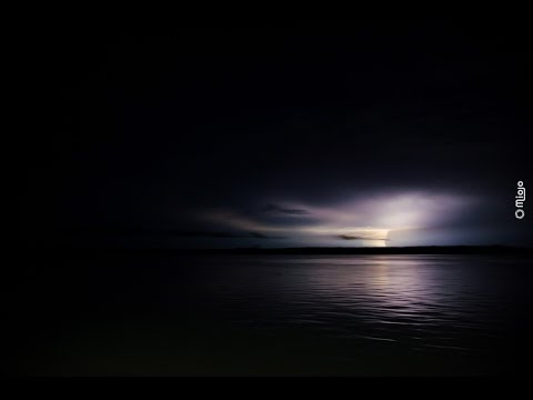 Barulho de Chuva para dormir - Com trovões - 1 hora [Áudio HD] - Sonido de la lluvia