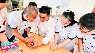 Học viên thành công: Bánh Mì Ông Chế Ộp & Spa Kim Tuyến - Dạy ghề miễn phí Bảo Hiểm Thất Nghiệp