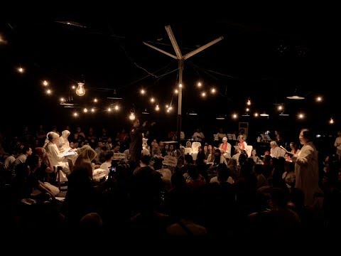 "Highlights of Theatre Performance ""Gejolak Makam Keramat"""