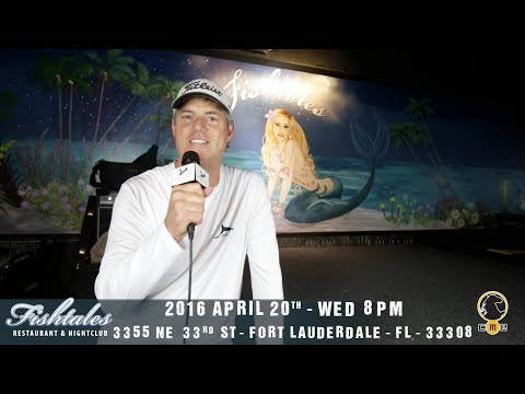 2016 SFRS VENUES: Fishtales. Interview with Scott Williams