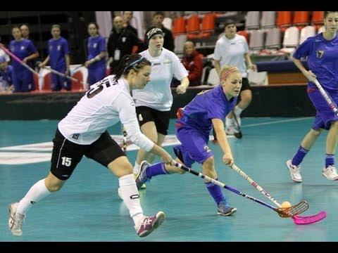 Women's WFCQ 2013 - ITA v EST