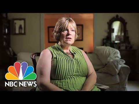 Journey Of A Bullet: Shot By Husband | NBC News