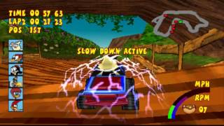 Moderate Cup (Woody Woodpecker Racing)