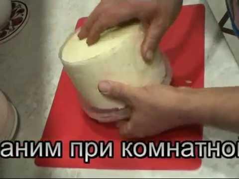 Домашний сыр с -