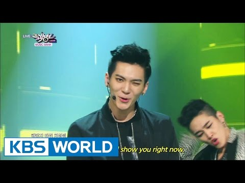 MAD TOWN (매드타운) - YOLO [Music Bank HOT Stage / 2014.11.07]
