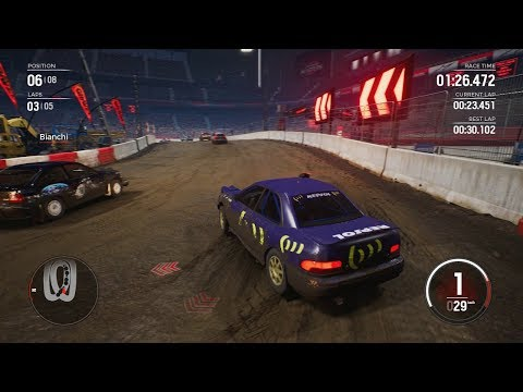 Gravel (PC) Off-Road Masters