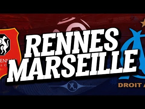 🔴 DIRECT / LIVE : RENNES - MARSEILLE // Club House