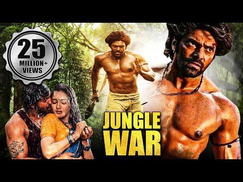 jungle-war-full-south-indian-hindi-dubbed-movie-|-arya,-catherine-tresa-|-telugu-hindi-dubbed-movies