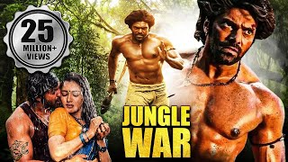 Jungle War Full Hindi Dubbed Movie | Arya, Catherine Tresa | Telugu Hindi Dubbed Movies