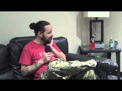 Jonathan Davis Korn Interview 2013