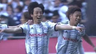 2019年2月23日 明治安田生命J1リーグ 第1節 横浜F・マリノス対ガンバ...