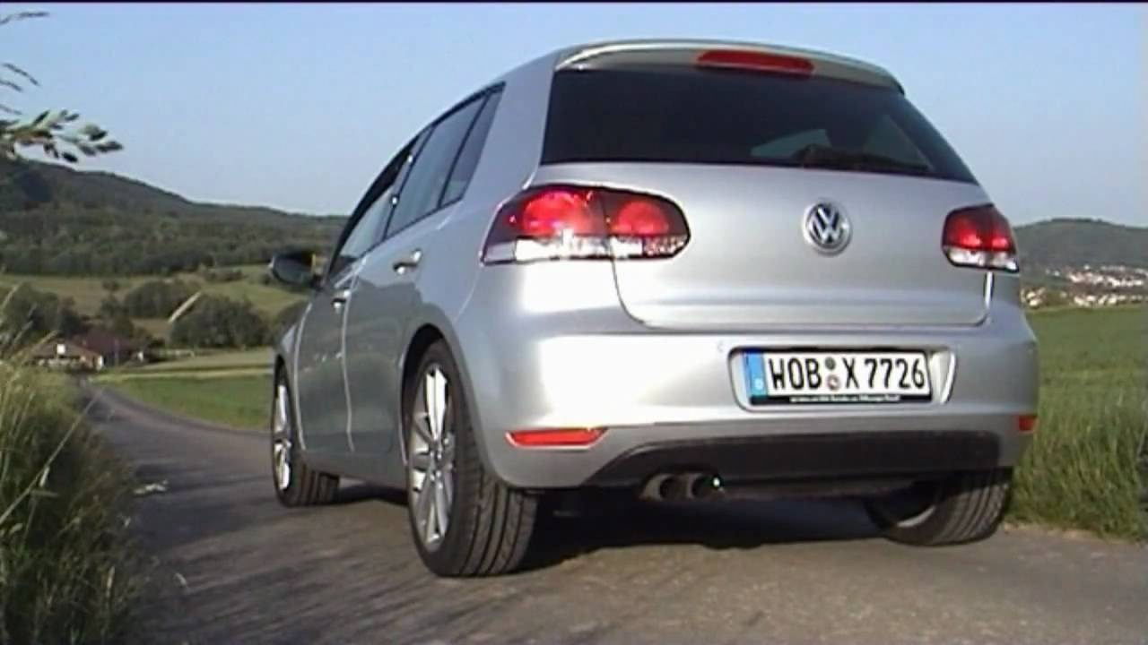 vw golf vi highline 1 4 tsi 7 gang dsg 118kw 160 ps youtube. Black Bedroom Furniture Sets. Home Design Ideas