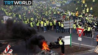 France Fuel Protests: Demostrators block roads over fuel price hike
