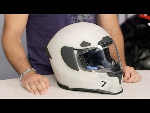ICON Airframe Pro Construct Helmet Review at RevZilla.com