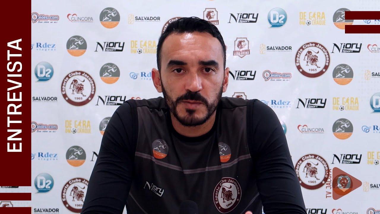 Entrevista Tiago Alves