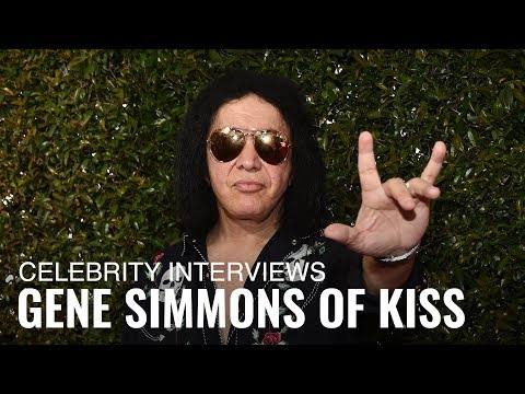 Gene Simmons Talks Cannabis, Stocks, and Trump