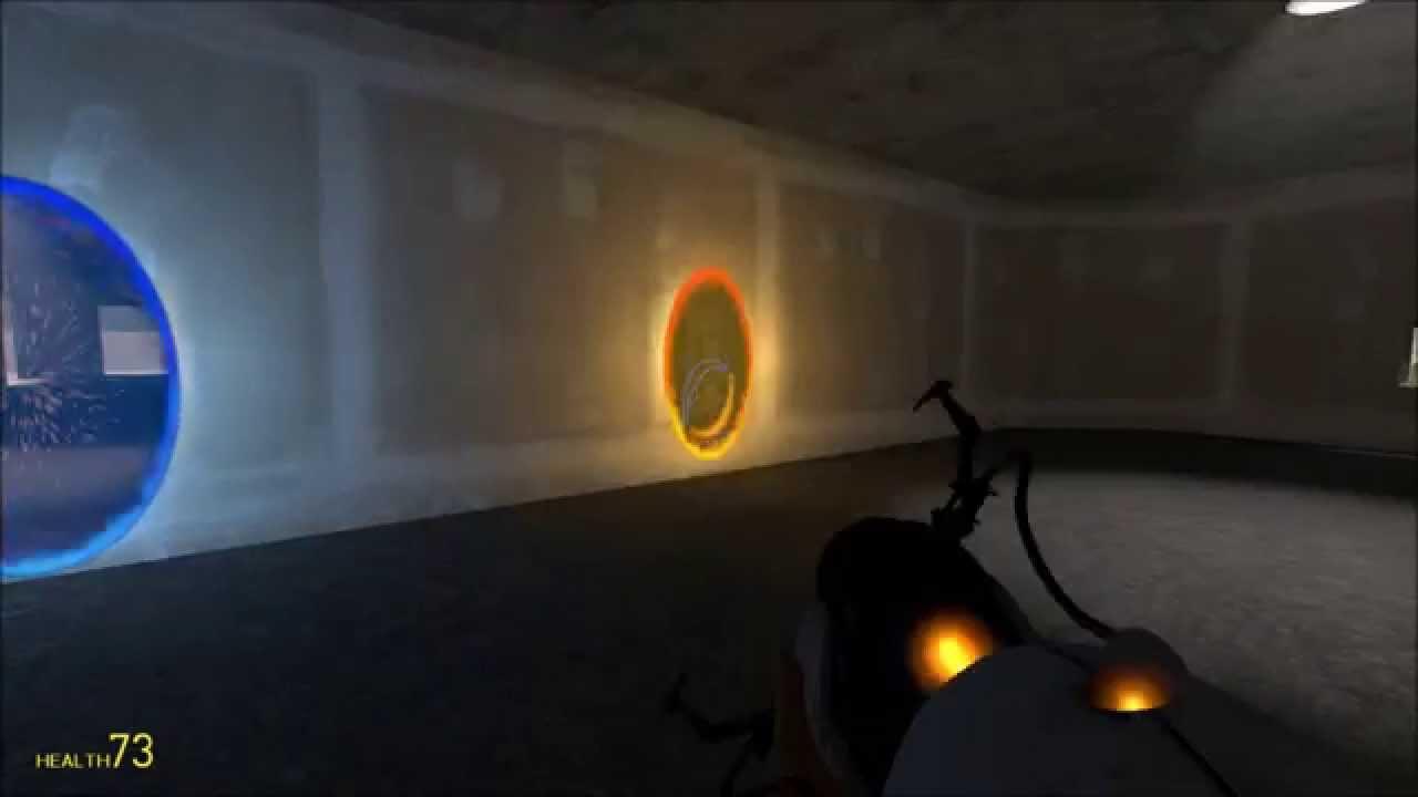 gmod portal mod