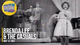 "Brenda Lee & The Casuals ""Jambalaya (On The Bayou)"" on The Ed Sullivan Show"