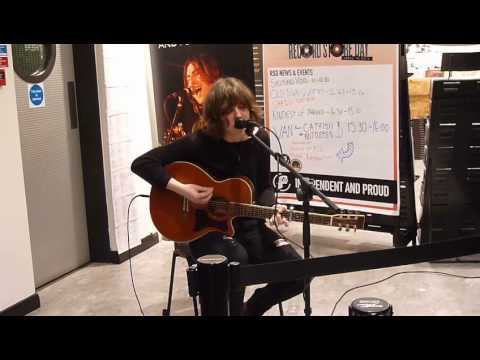 Catfish and the Bottlemen - Kathleen  (Live Acoustic at Head, Warrington - Record Store Day)