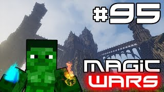 Minecraft Magic Wars - THE ABYSS OPENS! #95
