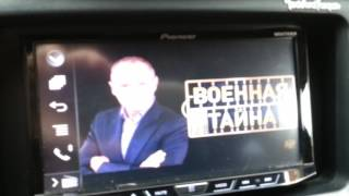 8600BT Pioneer + ARUnchained Reloaded и ARUnchained GPS Injecto + Android 4.1.2 и 4.4.4
