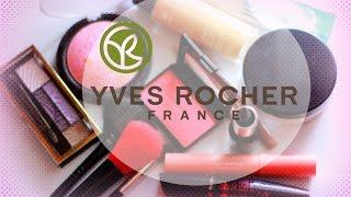 Заказ Yves Rocher Декоративная косметика Лучшая тушь для ресниц Уход за лицом и  телом(Композиция