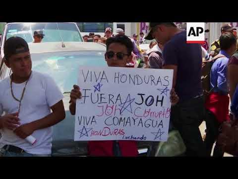 'Caravan of migrants' reaches final stop in Mexico City